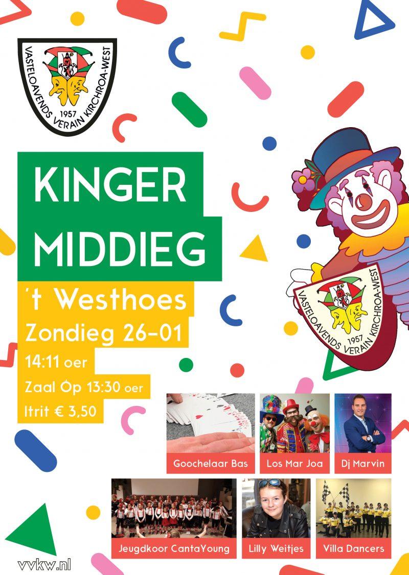 VVKW: Kinger middieg